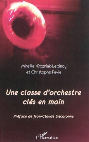 Une classe d'orchestre clés en main laflutedepan