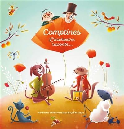 Comptines : l'orchestre raconte... - laflutedepan.com