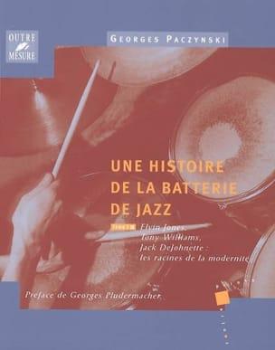 Une histoire de la batterie de jazz, vol. 3 laflutedepan