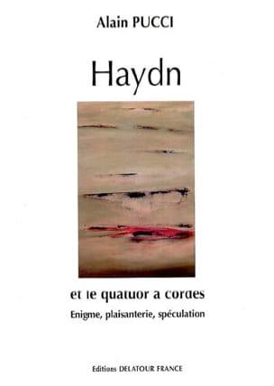 Haydn et le quatuor à cordes Alain PUCCI Livre laflutedepan