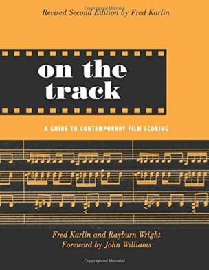 On the track Fred KARLIN Livre Les Arts - laflutedepan