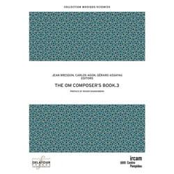 The OM Composer's Book 3 Jean BRESSON Livre Les Epoques - laflutedepan