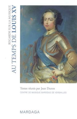 Regards sur la musique - Au temps de Louis XV - laflutedepan.com