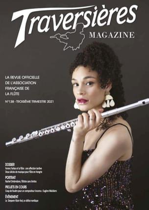 Traversières Magazine n°138 (troisième trimestre 2021) laflutedepan
