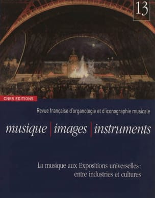 Florence dir. GÉTREAU - Musique, images, instruments, n° 13 - Livre - di-arezzo.fr