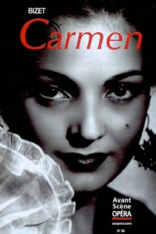 Avant-scène opéra (L'), n° 26 : Carmen - laflutedepan.com