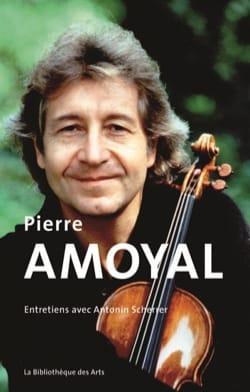 Pierre Amoyal Antonin SHERRER Livre Les Hommes - laflutedepan