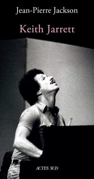 Keith Jarrett JACKSON Jean-Pierre Livre laflutedepan