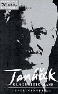 Janácek : Glagolitic mass Paul Wingfield Livre laflutedepan