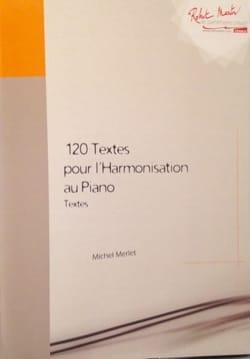 120 textes pour l'harmonisation au piano, vol. 1 : Textes laflutedepan