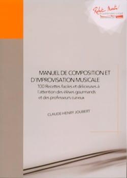 Manuel de composition et d'improvisation musicales laflutedepan