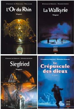 Avant-scène opéra (L'): Le Ring - WAGNER - Livre - laflutedepan.com