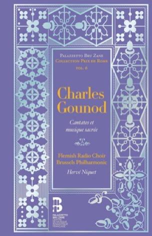 Charles Gounod : cantates et musiques sacrées - laflutedepan.com