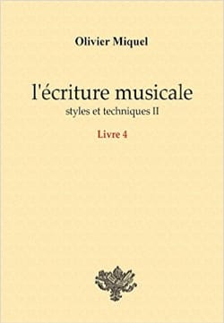 L'écriture musicale : styles et techniques II laflutedepan