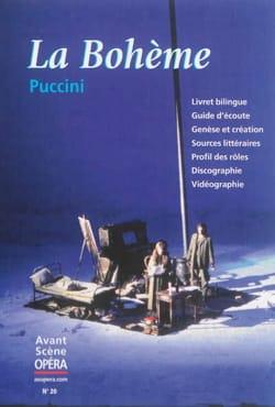 Avant-scène opéra (L'), n° 20 : La Bohème PUCCINI Livre laflutedepan