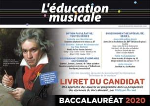 L'éducation musicale - Livret du candidat - Baccalauréat 2020 laflutedepan