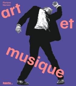 Art et Musique Floriane HERRERO Livre Les Arts - laflutedepan