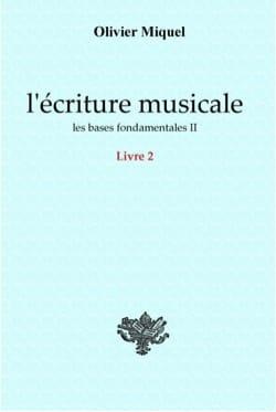 L'écriture musicale : les bases fondamentales II laflutedepan