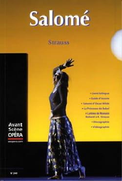 Avant-scène opéra (L'), n° 240 : Salomé Richard STRAUSS laflutedepan