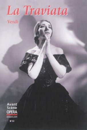 Avant-scène opéra (L'), n° 51 : La Traviata - VERDI - laflutedepan.com