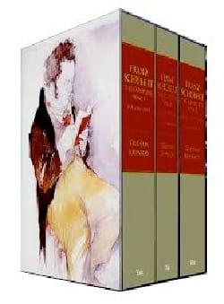 Franz Schubert: The Complete Songs Graham JOHNSON Livre laflutedepan