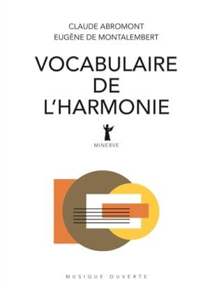 Vocabulaire de l'harmonie laflutedepan