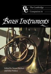Cambridge companion to brass instruments laflutedepan