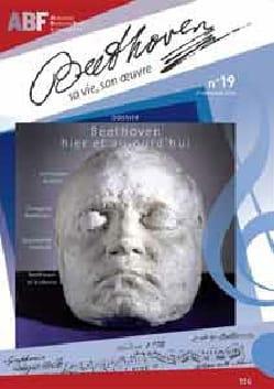 Beethoven : sa vie, son oeuvre ABF n°19 Revue Livre laflutedepan