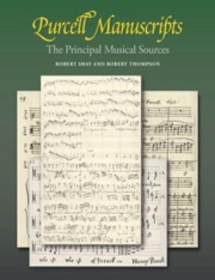 Purcell manuscripts : the principal music sources - laflutedepan.com