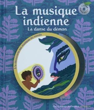La musique indienne Muriel BLOCH Livre laflutedepan