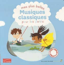 Mes plus belles musiques classiques pour les petits laflutedepan