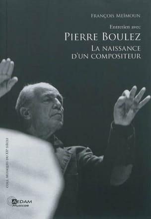 Entretien avec Pierre Boulez : la naissance d'un compositeur laflutedepan