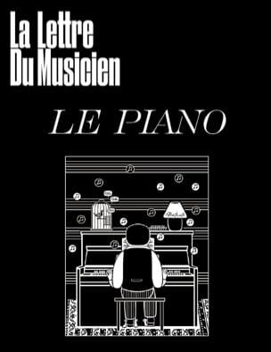La Lettre du Musicien, n° 550 (octobre 2021) : Le piano laflutedepan