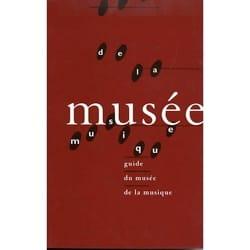 Guide du musée de la musique Philippe BLAY Livre laflutedepan