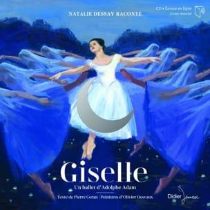 Giselle - CORAN Pierre / DESVAUX Olivier - Livre - laflutedepan.com