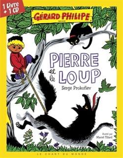 Pierre et le loup Serguei PROKOFIEV Livre laflutedepan