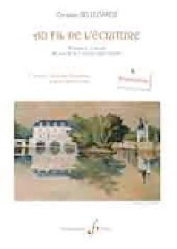 Au fil de l'écriture : 1er recueil (réalisations) laflutedepan