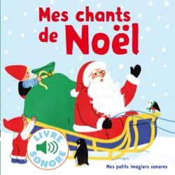 Mes chants de Noël Elsa FOUQUIER Livre laflutedepan