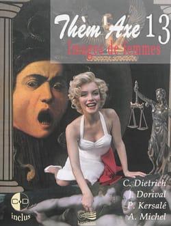 Thèm'Axe n° 13 : Images de femmes COLLECTIF Livre laflutedepan