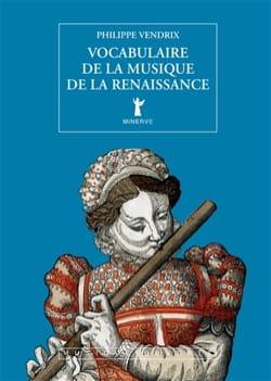 Vocabulaire de la musique de la Renaissance laflutedepan