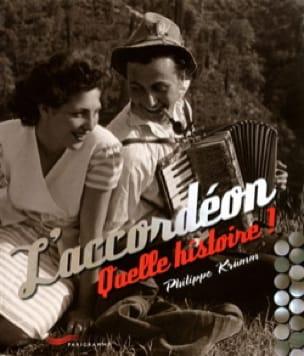L'accordéon : quelle histoire ! - Philippe KRÜMM - laflutedepan.com