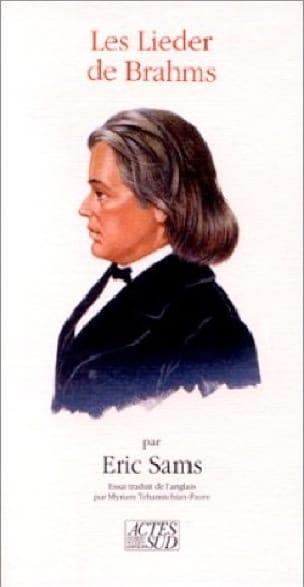 Les Lieder de Brahms - Éric SAMS - Livre - laflutedepan.com