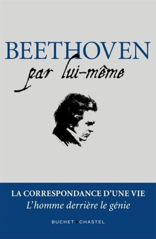 Beethoven par lui-même BEETHOVEN Livre Les Hommes - laflutedepan