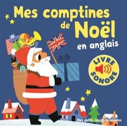 Mes comptines de Noël en anglais Marion BILLET Livre laflutedepan