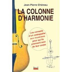 La colonne d'harmonie CHEREAU Jean-Pierre Livre laflutedepan