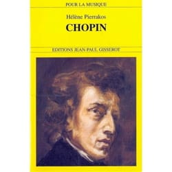 Chopin Hélène PIERRAKOS Livre Les Hommes - laflutedepan