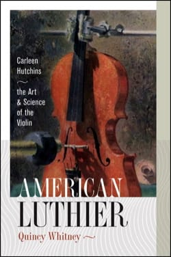 American luthier: The art and Science of the Violin laflutedepan