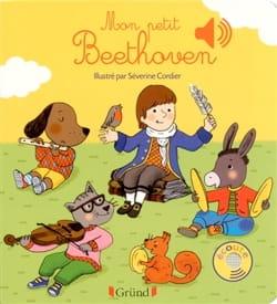 Mon petit Beethoven Séverine CORDIER Livre laflutedepan
