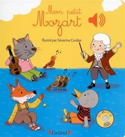 Mon petit Mozart Séverine CORDIER Livre laflutedepan