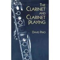 The clarinet and clarinet playing David PINO Livre laflutedepan